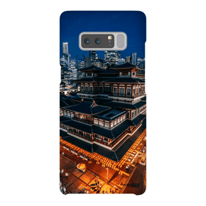 SMARTPHONE CASE BUDDHA TOOTH RELIC TEMPLE Smartphone Slim Case / Samsung Galaxy Note 8 - Thibault Abraham