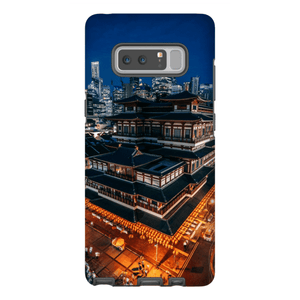 SMARTPHONE CASE BUDDHA TOOTH RELIC TEMPLE Smartphone Tough Case / Samsung Galaxy Note 8 - Thibault Abraham