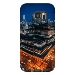 BUDDHA TOOTH RELIC TEMPLE SMARTPHONE CASE Smartphone Hard Shell Case / Samsung Galaxy S7 - Thibault Abraham