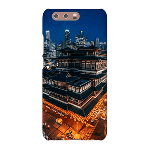 SMARTPHONE CASE BUDDHA TOOTH RELIC TEMPLE Smartphone Slim Case / Huawei P10 - Thibault Abraham