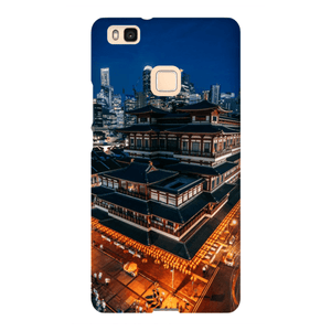 BUDDHA TOOTH RELIC TEMPLE SMARTPHONE CASE Smartphone Case Ultra-thin Case / Huawei P9 Lite - Thibault Abraham