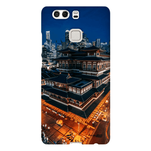 SMARTPHONE CASE BUDDHA TOOTH RELIC TEMPLE Smartphone Slim Case / Huawei P9 - Thibault Abraham