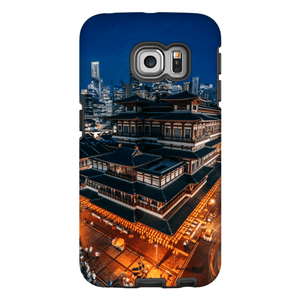 BUDDHA TOOTH RELIC TEMPLE SMARTPHONE HULL Smartphone Case / Samsung Galaxy S6 Edge - Thibault Abraham