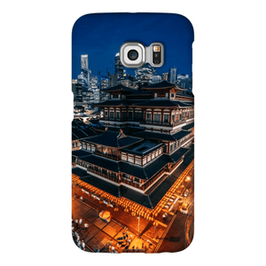 BUDDHA TOOTH RELIC TEMPLE SMARTPHONE COVERS Smartphone case Ultra thin case / Samsung Galaxy S6 Edge - Thibault Abraham