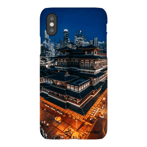 BUDDHA TOOTH RELIC TEMPLE SMARTPHONE CASE Smartphone Case Ultra Thin Case / iPhone XS - Thibault Abraham