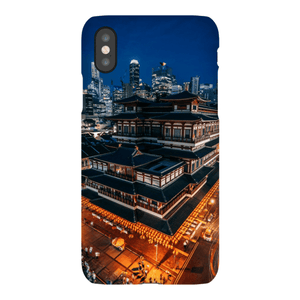 BUDDHA TOOTH RELIC TEMPLE SMARTPHONE CASE Smartphone Case Ultra Thin Case / iPhone X - Thibault Abraham