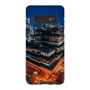 SMARTPHONE CASE BUDDHA TOOTH RELIC TEMPLE Smartphone Tough Case / Samsung Galaxy S10 Plus - Thibault Abraham