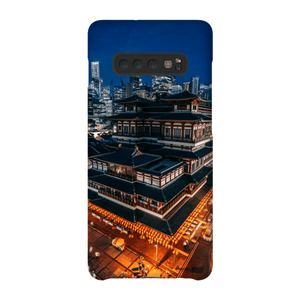 BUDDHA TOOTH RELIC TEMPLE SMARTPHONE CASE Smartphone Case Ultra Thin Case / Samsung Galaxy S10 Plus - Thibault Abraham