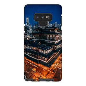 SMARTPHONE CASE BUDDHA TOOTH RELIC TEMPLE Smartphone Tough Case / Samsung Galaxy Note 9 - Thibault Abraham