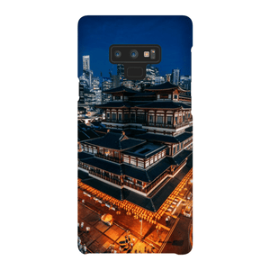 SMARTPHONE CASE BUDDHA TOOTH RELIC TEMPLE Smartphone Slim Case / Samsung Galaxy Note 9 - Thibault Abraham