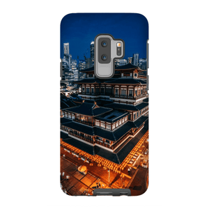 SMARTPHONE CASE BUDDHA TOOTH RELIC TEMPLE Smartphone Tough Case / Samsung Galaxy S9 Plus - Thibault Abraham