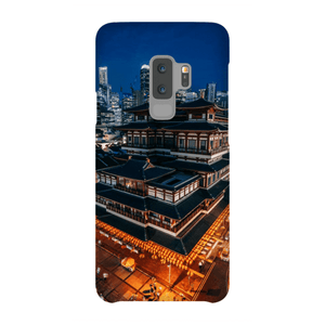 BUDDHA TOOTH RELIC TEMPLE SMARTPHONE CASE Smartphone Case Ultra Thin Case / Samsung Galaxy S9 Plus - Thibault Abraham