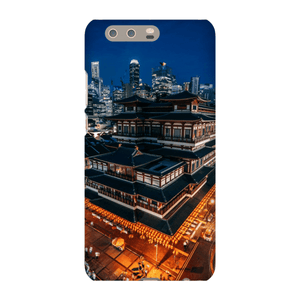 BUDDHA TOOTH RELIC TEMPLE SMARTPHONE CASE Smartphone Case Ultra Thin Case / Huawei P10 Plus - Thibault Abraham