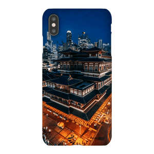 BUDDHA TOOTH RELIC TEMPLE SMARTPHONE CASE Smartphone Case Ultra Thin Case / iPhone XS Max - Thibault Abraham