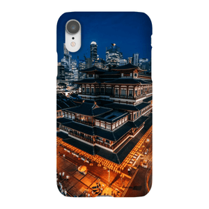 SMARTPHONE CASE BUDDHA TOOTH RELIC TEMPLE Smartphone Slim Case / iPhone XR - Thibault Abraham