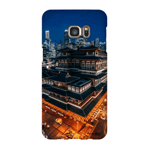 SMARTPHONE CASE BUDDHA TOOTH RELIC TEMPLE Smartphone Slim Case / Samsung Galaxy S6 Edge Plus - Thibault Abraham