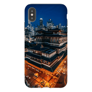 SMARTPHONE CASE BUDDHA TOOTH RELIC TEMPLE Smartphone Tough Case / iPhone XS Max - Thibault Abraham