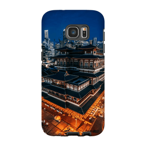 BUDDHA TOOTH RELIC TEMPLE SMARTPHONE HULL Smartphone Case / Samsung Galaxy S7 Edge - Thibault Abraham