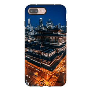 SMARTPHONE CASE BUDDHA TOOTH RELIC TEMPLE Smartphone Tough Case / iPhone 7 Plus - Thibault Abraham