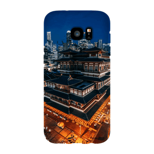 BUDDHA TOOTH RELIC TEMPLE SMARTPHONE COVERS Smartphone case Ultra thin case / Samsung Galaxy S7 Edge - Thibault Abraham