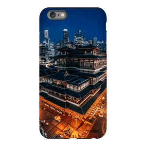 BUDDHA TOOTH RELIC TEMPLE SMARTPHONE CASE Smartphone Hard Shell Case / iPhone 6S Plus - Thibault Abraham