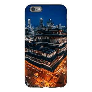 SMARTPHONE CASE BUDDHA TOOTH RELIC TEMPLE Smartphone Tough Case / iPhone 6 Plus - Thibault Abraham