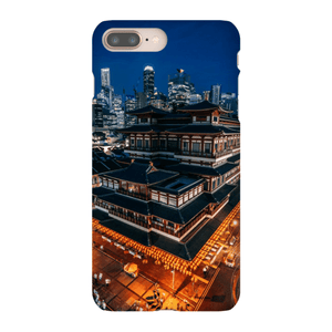 COQUE SMARTPHONE BUDDHA TOOTH RELIC TEMPLE Coque Smartphone Coque ultra fine / iPhone 8 Plus - Thibault Abraham
