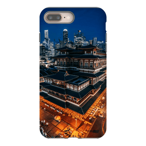 SMARTPHONE CASE BUDDHA TOOTH RELIC TEMPLE Smartphone Tough Case / iPhone 8 Plus - Thibault Abraham