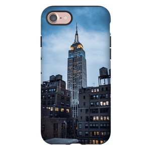 SMARTPHONE CASE EMPIRE STATE Smartphone Tough Case / iPhone 7 - Thibault Abraham