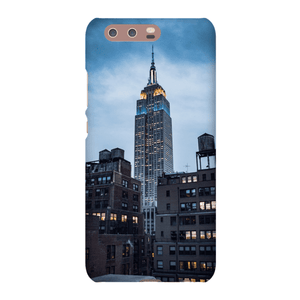SMARTPHONE EMPIRE STATE CASE Smartphone Case Ultra Thin Case / Huawei P10 - Thibault Abraham