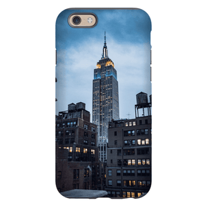 SMARTPHONE EMPIRE STATE CASE Smartphone Hard Shell Case / iPhone 6S - Thibault Abraham