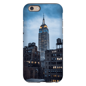 SMARTPHONE CASE EMPIRE STATE Smartphone Tough Case / iPhone 6 - Thibault Abraham