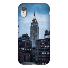 Load image in gallery, SMARTPHONE CASE EMPIRE STATE Smartphone Tough Case / iPhone XR - Thibault Abraham