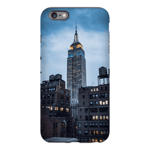 Download image in gallery, SMARTPHONE EMPIRE STATE HULL Smartphone Case Hard Shell / iPhone 39S Plus - Thibault Abraham