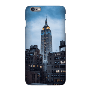 SMARTPHONE EMPIRE STATE CASE Smartphone Case Ultra Thin Case / iPhone 6 Plus - Thibault Abraham