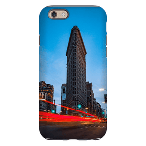SHELL SMARTPHONE FLAT IRON Smartphone Case Hard Shell / iPhone 6 - Thibault Abraham