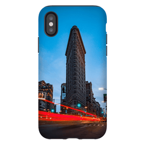 SMARTPHONE CASE FLAT IRON Smartphone Tough Case / iPhone X - Thibault Abraham