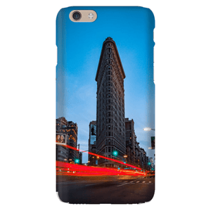 SHELL SMARTPHONE FLAT IRON Smartphone Case Ultra Thin Case / iPhone 6 - Thibault Abraham