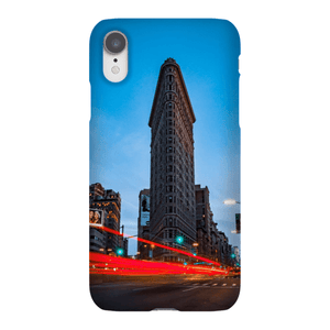 SHELL SMARTPHONE FLAT IRON Smartphone Case Ultra Thin Case / iPhone XR - Thibault Abraham