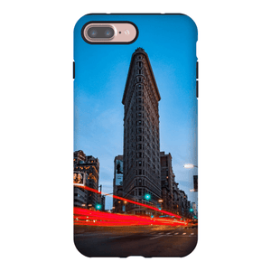 SMARTPHONE CASE FLAT IRON Smartphone Tough Case / iPhone 7 Plus - Thibault Abraham