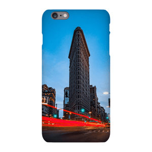 SMARTPHONE CASE FLAT IRON Smartphone Slim Case / iPhone 6S Plus - Thibault Abraham