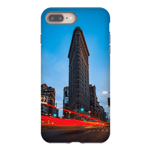 SMARTPHONE CASE FLAT IRON Smartphone Tough Case / iPhone 8 Plus - Thibault Abraham