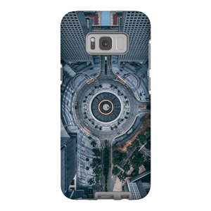 COQUE SMARTPHONE FOUNTAIN OF WEALTH Coque Smartphone Coque rigide / Samsung Galaxy S8 - Thibault Abraham