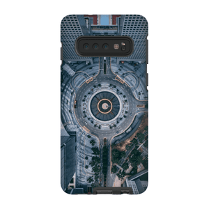 COQUE SMARTPHONE FOUNTAIN OF WEALTH Coque Smartphone Coque rigide / Samsung Galaxy S10 - Thibault Abraham