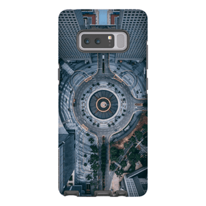 COQUE SMARTPHONE FOUNTAIN OF WEALTH Coque Smartphone Coque rigide / Samsung Galaxy Note 8 - Thibault Abraham