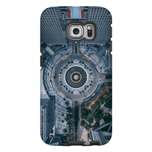 COQUE SMARTPHONE FOUNTAIN OF WEALTH Coque Smartphone Coque rigide / Samsung Galaxy S6 Edge - Thibault Abraham