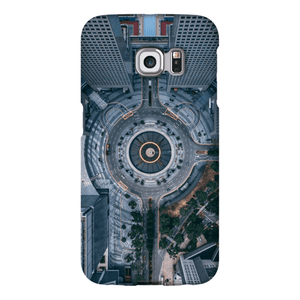 COQUE SMARTPHONE FOUNTAIN OF WEALTH Coque Smartphone Coque ultra fine / Samsung Galaxy S6 Edge - Thibault Abraham