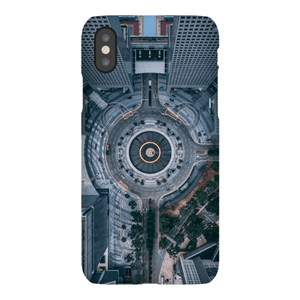 COQUE SMARTPHONE FOUNTAIN OF WEALTH Coque Smartphone Coque ultra fine / iPhone X - Thibault Abraham