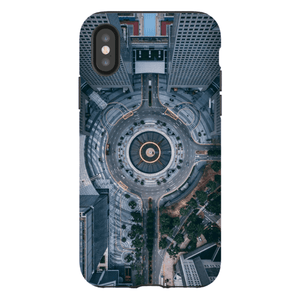 COQUE SMARTPHONE FOUNTAIN OF WEALTH Coque Smartphone Coque rigide / iPhone X - Thibault Abraham