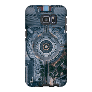 COQUE SMARTPHONE FOUNTAIN OF WEALTH Coque Smartphone Coque rigide / Samsung Galaxy S6 Edge Plus - Thibault Abraham